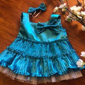 Build a Bear Tea Party dress